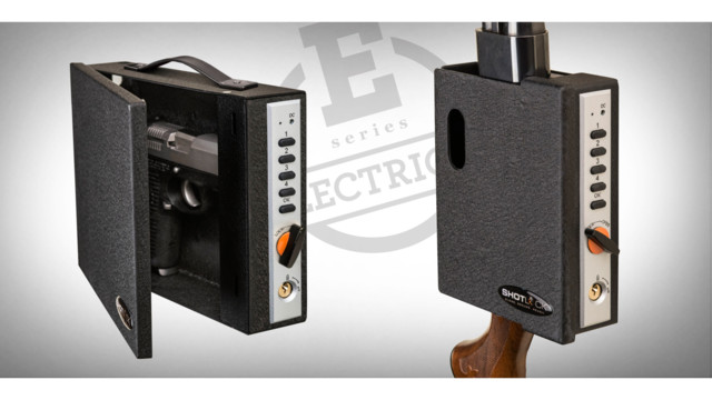200E Electromechanical Lock for Shotgun & Handgun Solo-Vaults
