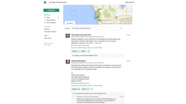 Nextdoor for Public Agencies