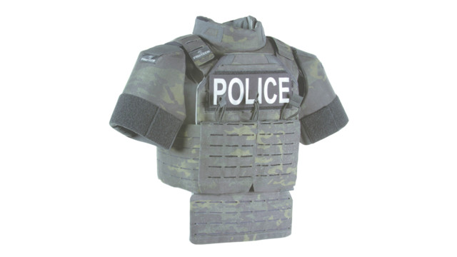 Shift 360 Scalable Armor System