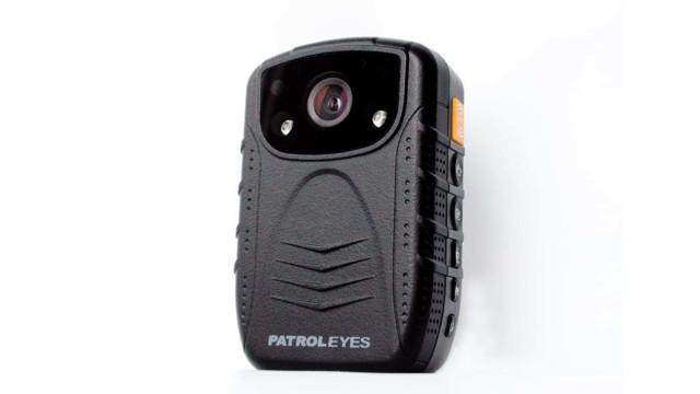 PatrolEyes HD 1080P Body Camera