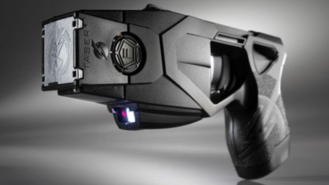 Columbus Police Getting Upgraded Tasers