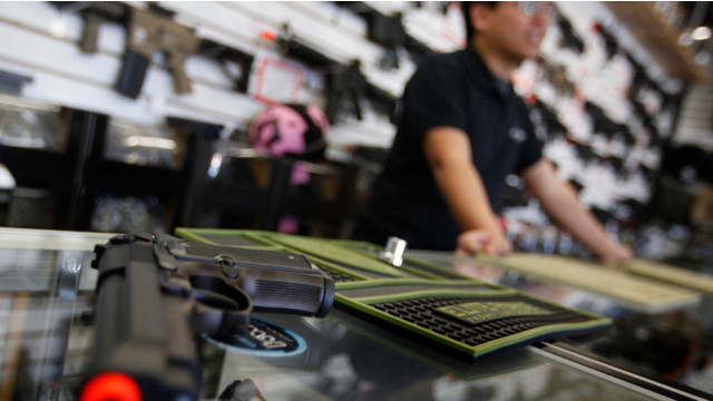 Calif. Replica Gun Law Requires Coloration