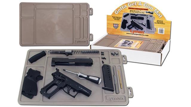 Gotta Get A Gun Mat!