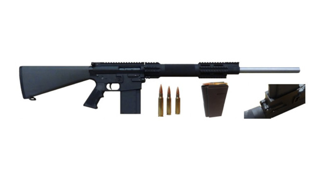Olympic Arms MPR 308-15 Rifles Now Shipping