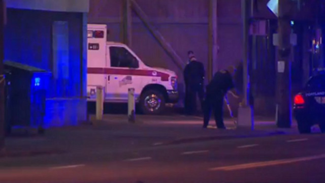 Man Shoots at Portland Police, Kills Self