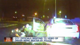 Officials Respond to Violent Arrest Video