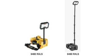 9480 and 9490 Remote Area Lighting System (RALS)