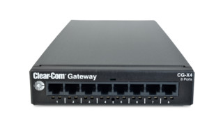 CLEAR-COM UNVEILS INTEROPERABILITY SOLUTION WITH NEW GATEWAY DEVICES