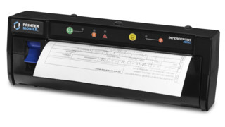 Interceptor 800 (I800) Mobile Thermal Printer
