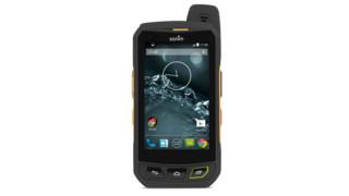 Ultra-rugged XP7 LTE Android Smartphone