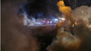 Mo. Police Settle Lawsuit Over Tear Gas Use