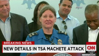 New Details Emerge in New Orleans Airport Attack