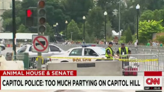 Police: Too Much Partying on Capitol Hill
