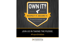 Federal Premium Encourages Gun Owners to Support NSSF's Project ChildSafe with PSA Video