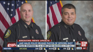 Two Florida Officers Lured to Home, Ambushed