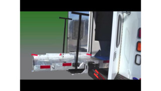 Mac's Prisoner Transport Lift & Braun Northwest Inc Demo