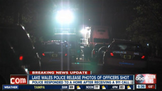 Florida Officers Lured to Home, Ambushed