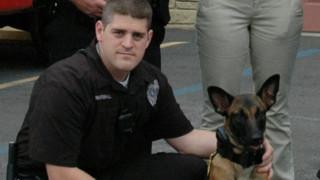 West Virginia Police Dog Drowns After Crash