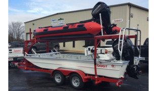 Complete Water Rescue Boat