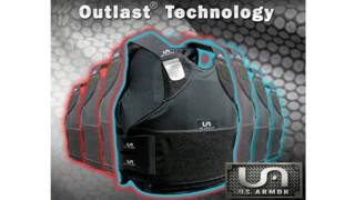 U.S. Armor's Innovative Fabric Technology Improves Everyday Wear of Body Armor