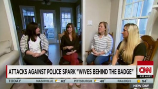 Police Wives Learn to Cope With Stress