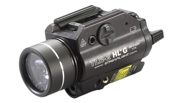 TLR-2 HL G - Green Aiming Light/Laser