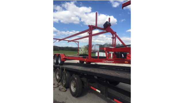 Custom 2000 Series Double Stack Trailer