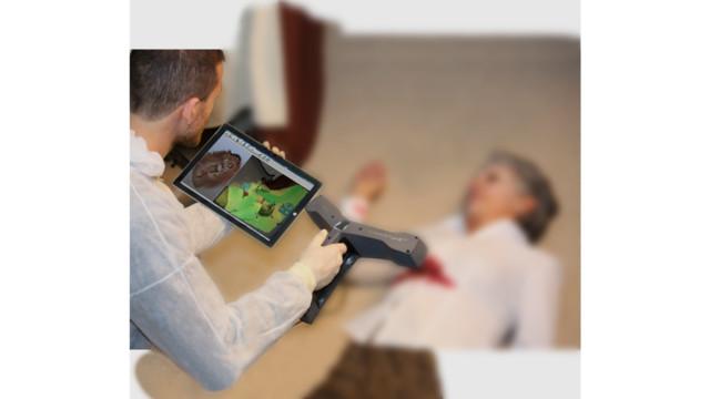 Freestyle 3D Handheld Laser Scanner