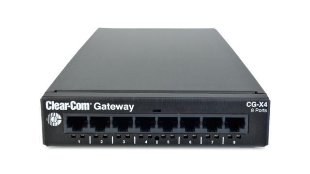 Modular CG-X1 and CG-X4 Gateway Devices