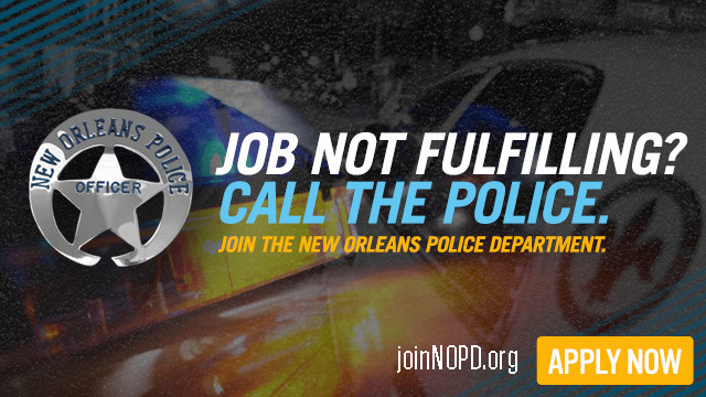 Police Officer - New Orleans