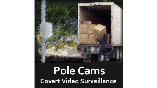 NemaBox Pole Cam Surveillance System