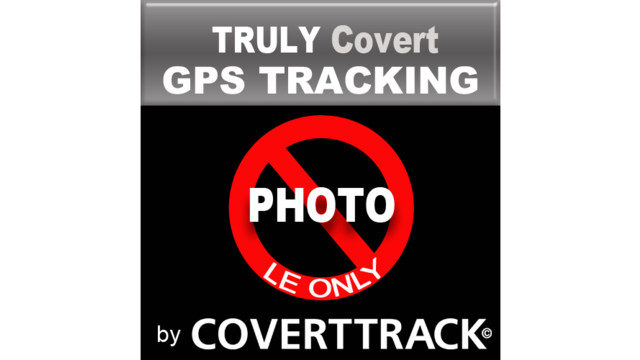 STEALTH III Law Enforcement Covert GPS Tracker