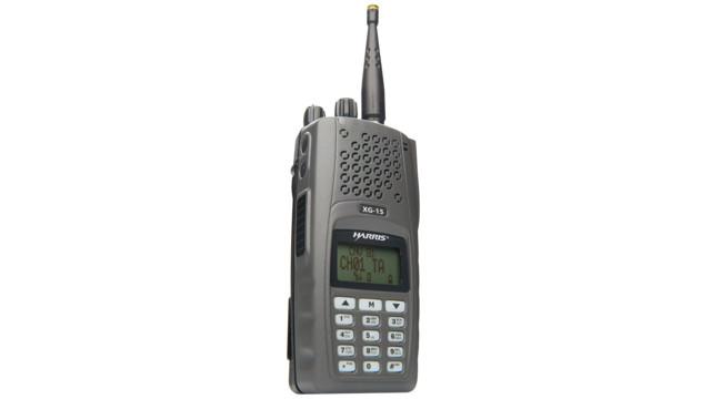 XG-15 Portable Radio