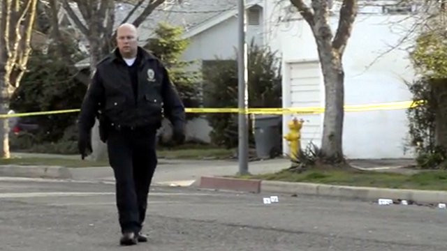 Two Men Arrested in Shooting of Calif. Officer