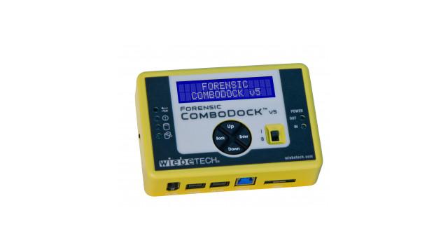 CRU WiebeTech Forensic ComboDock v5