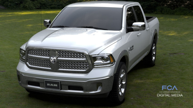 Ram Texas Ranger Concept Truck Reveal