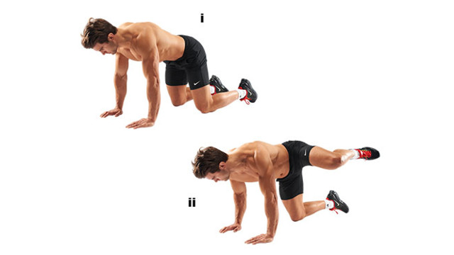 Three of the Best Overall Exercises