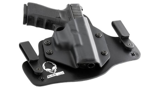 Alien Gear IWB Holster Review