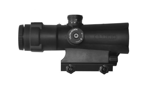 P7 4X Weapons Optic