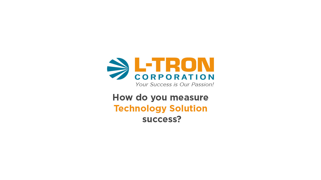 tips on how to measure technology solution success officer com