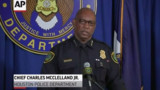 Houston Police Chief Responds to Deadly Chase