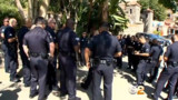 LAPD Beefs Up Patrols In Troubled Areas