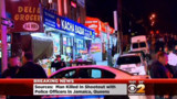 Man Killed After Shootout With NYPD