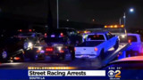 Dozens Arrested In L.A. Street Racing Bust