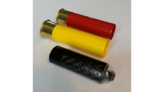 Non-Lethal Non-Impact Smart Bullets - ShockRound, PepperRound