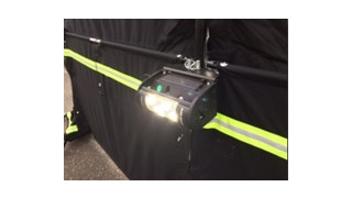 Portable Area Spot Light (With Bracket)