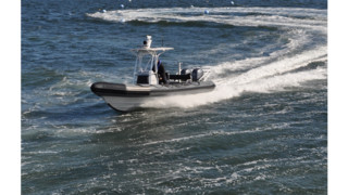 RIBCRAFT Delivers Boat to Decatur Police Department
