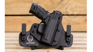Alien Gear Holsters Announces Holster For Springfield XD Mod.2 Subcompact