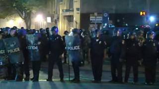 Police: Curfew Restores Calm to Baltimore