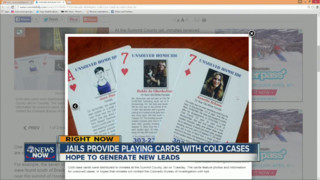 Playing Cards Feature Colo. Cold Cases